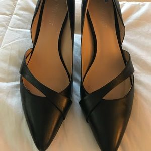 Nine West pointy slim heel 3'